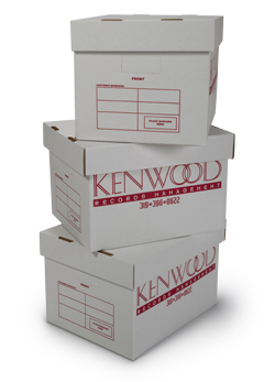 Kenwood Boxes
